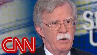 Bolton: It's 'possible' US would sanction European countries
