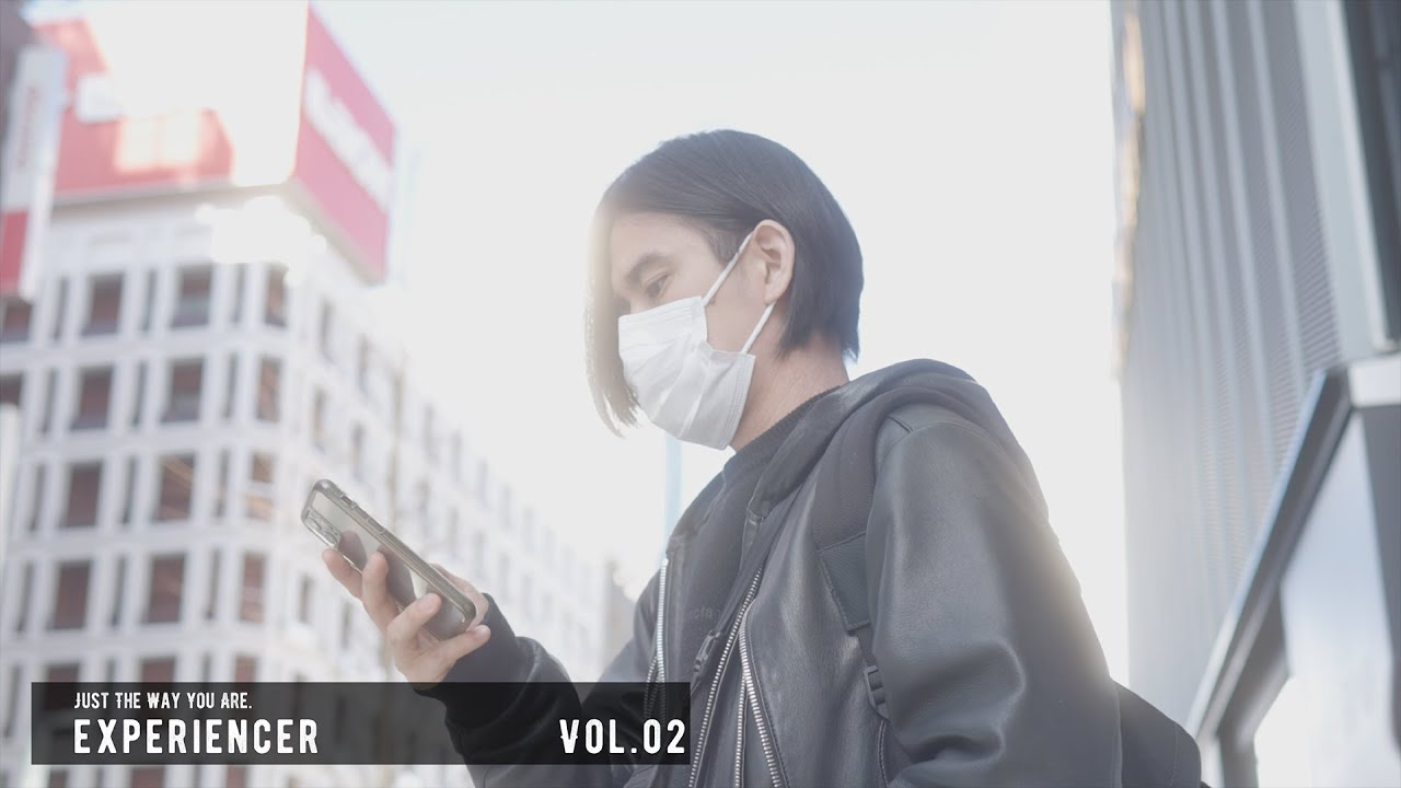 EXPERIENCER  Vol.02 美術家 |音楽家・立石 従寛  presented by UXジャーナル