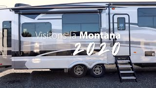 👀 Visitons la Montana 2020 | Roulottes Lupien