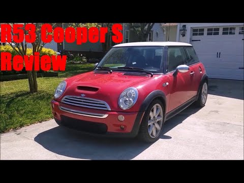 R53 Mini Cooper S Initial Review