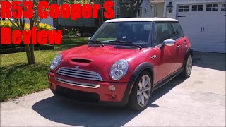 homepage tile video photo for R53 Mini Cooper S Initial Review