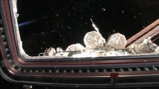 Cupola first light in HD video