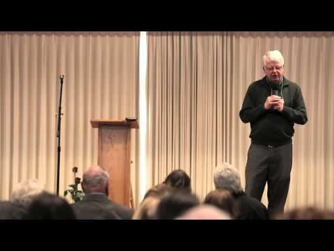 Ray Bakke - 2015 Santa Barbara Mission Conference - Session 2