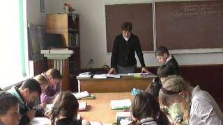 Л.М.Боднар.Урок української мови в 7 кл.