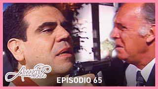 Amarte es mi pecado: Félix obliga a Carmelo a dejar a Leonora en paz | Escena C-65 | tlnovelas