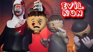 Evil Nun Horror Story Part 1 | Gulli Bulli | 3d stories | Apk Android Games Story | hindi cartoon