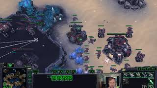 """""""For Fun... For Fun!!!"""" - Masters TvZ - Starcraft 2 LotV"""