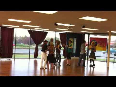 ALaska Dance Promotions Beginners Salsa Class