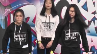 37  聖公會聖本德中學|中學組排舞|Rookie Star