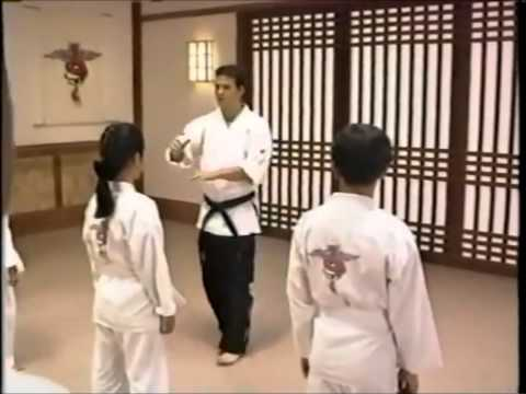 Austin St. John's Martial Arts for Kids (Full Video)