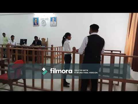 moot court practiced by juris law college