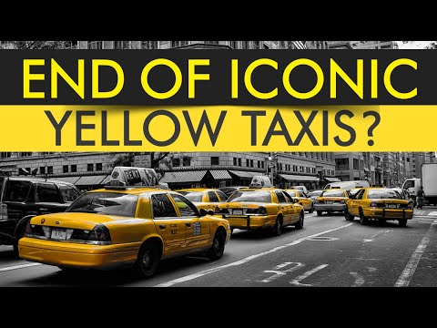 Pandemic threatens New York's iconic yellow taxis | Taxi Drivers | Uber | Lyft | World News | WION