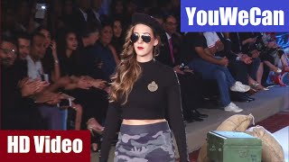 Hazel Keech Walks The Ramp For Boyfriend Yuvraj Singh's Fashion Brand Youwecan.