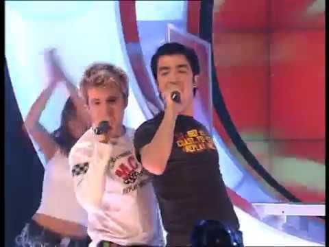 O-Zone - Dragostea Din Tei (Live at Top of the Pops)