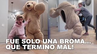 HUMAN IN GIANT TEDDY BEAR PRANK (PRANK WARS)