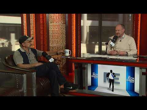 Actor Richard Schiff on What the Giants Should Do in the NFL Draft  The Rich Eisen   41818