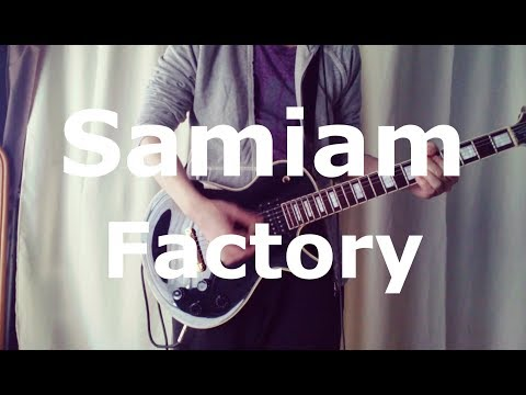 Samiam - Factory (Guitar Cover) with TAB