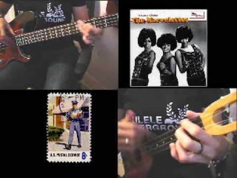 The Marvelettes Please Mr Postman Ukulele Cover Youtube