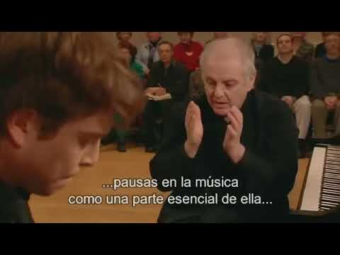 Masterclass nº1 David Kadouch - no.16 - Barenboim on Beethoven