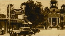 Inverness Florida 1940s and 1950s