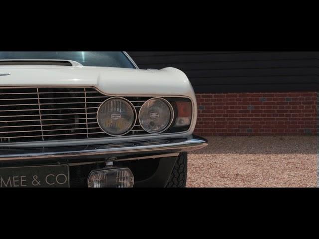 1970 Aston Martin Dbs V8 Nicholas Mee Company Aston Martin Specialists Youtube