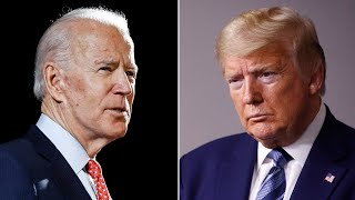 video: US election debate: Live updates as Donald Trump and Joe Biden go head-to-head in first presidential face-off