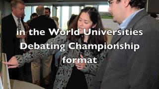2014 University of La Verne Faculty Debate Championship