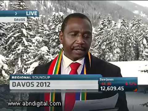 Main Themes at Davos 2012