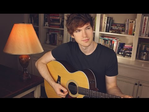 """Shawn Mendes - """"Treat You Better"""" Cover by Tanner Patrick"""