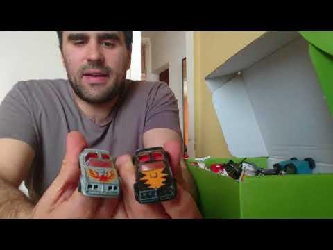 02# Egyéb vintage játékok - Gyerekkori matchboxok és egyéb kisautók