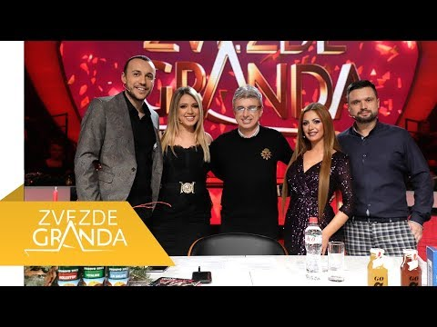 Zvezde Granda - Specijal 16 - 2018/2019 - (TV Prva 06.11.2019.)