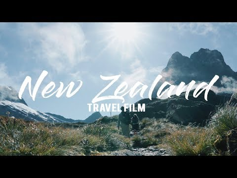 Oceania  - New Zealand and Australia