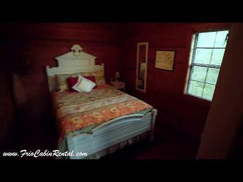 Frio River Cabin Rental - La Casita