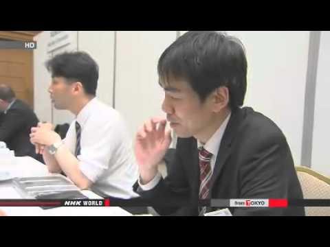 Japanese job fair for Saudi students