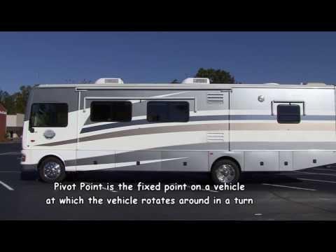 RV Driving Skills Video Series  Pivot Point