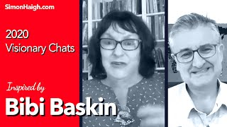 Bibi Baskin - About the Now - Inspire Visionary Chats