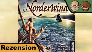 Norderwind - Brettspiel Test - Board Game Review #22