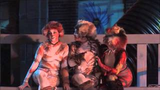 CATS the Musical - Tech Rehearsal (Act 1)