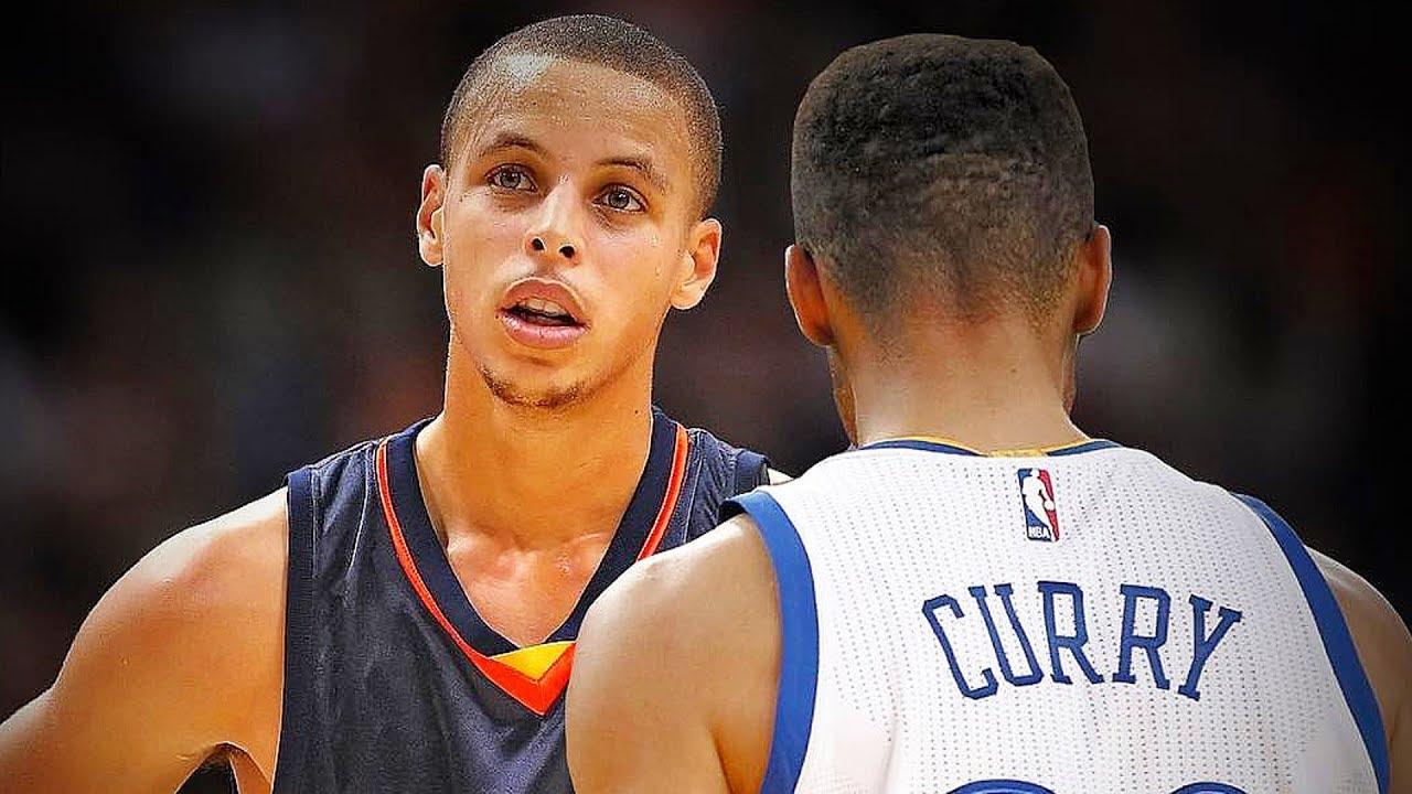 Stephen Curry vs Stephen Curry - Stephen Curry Meets ...