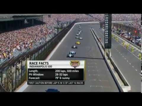 Indycar 2014 - Fecha 5 - Indianapolis 500 (Audio Latino)
