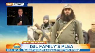 BREAKING NEWS: Notorious Australian ISIS terrorists Khaled Sharrouf and Mohammed Elomar have been '