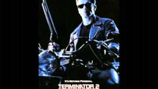 Soundtrack Terminator 2 - 03 - Escape from the galleria (T-1000)