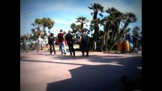 Roller Skating - Mission Beach, San Diego, CA_017