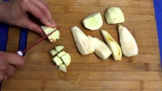 Рецепт приготовления кукурузной каши с яблоком и грушей в мультиварке VITEK VT-4208 CL