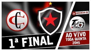 Campinense x Botafogo