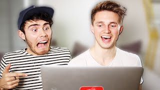 Reacting To Our First Collabs