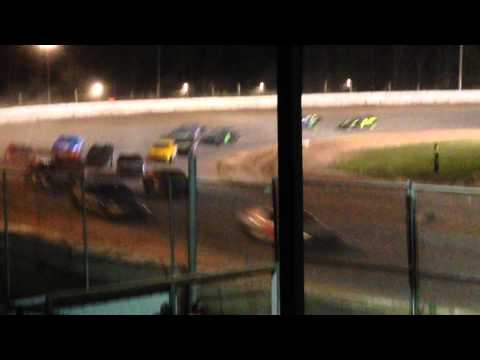 May 26, 2014 Feature Race 4-Cylinders Seymour Speedway