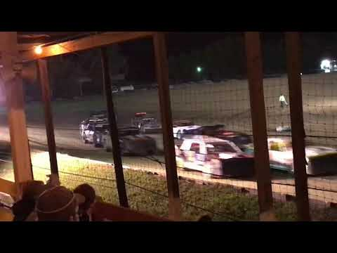 Charleston Speedway UMP Factory Stock Feature Oct 13 2018