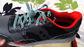 c3cdf7149c683 Saucony Lodge Pack Camo DXN Trainer Unboxing W/ On-Feet - YouTube