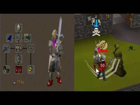 First Time PKing With AGS on DMM